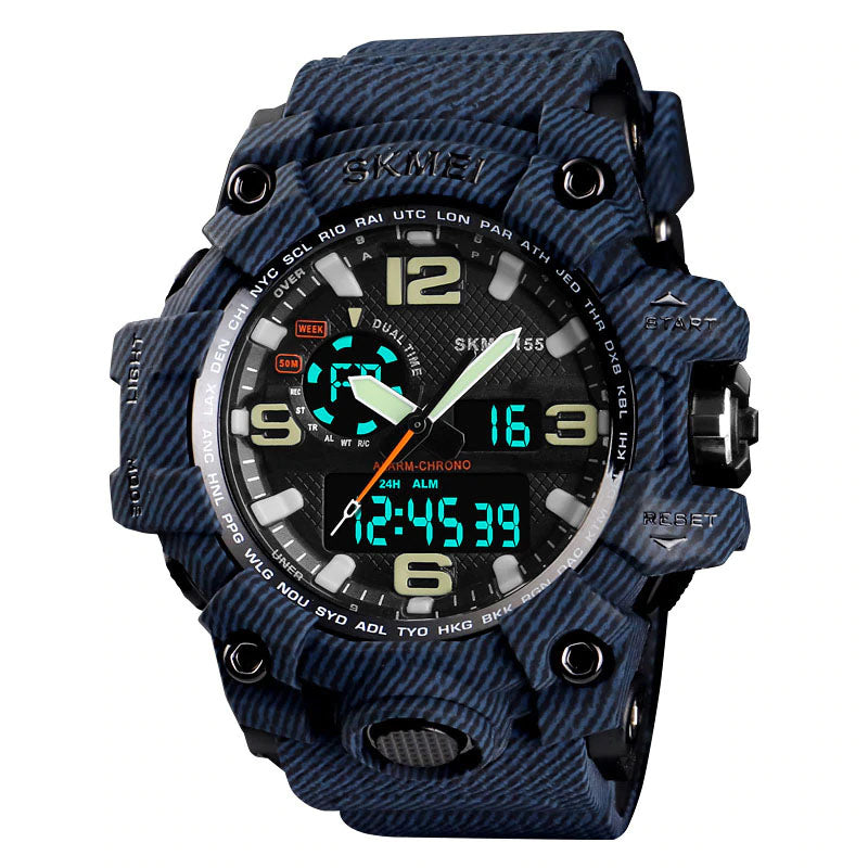 SKMEI NEW 1155 Waterproof  Sports Watches