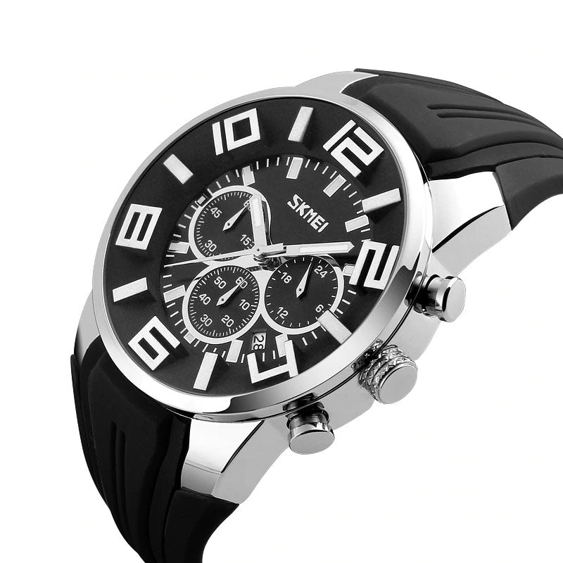 SKMEI 9128 Top Luxury Brand Quartz Watches