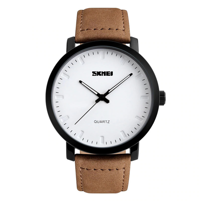 SKMEI 1196 Casual Waterproof Quartz Wristwatches