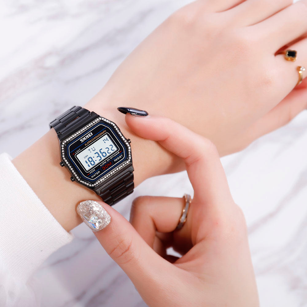 SKMEI 1474 Women Jewelry Digital  Watches 01