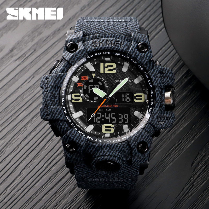 SKMEI NEW 1155 Waterproof  Sports Watches 02