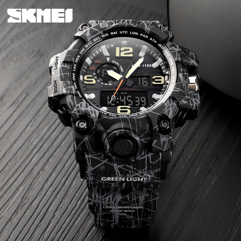 SKMEI NEW 1155 Waterproof  Sports Watches 04