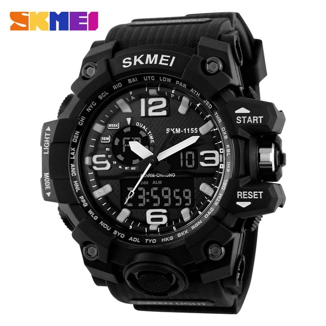 SKMEI NEW 1155 Waterproof  Sports Watches 15