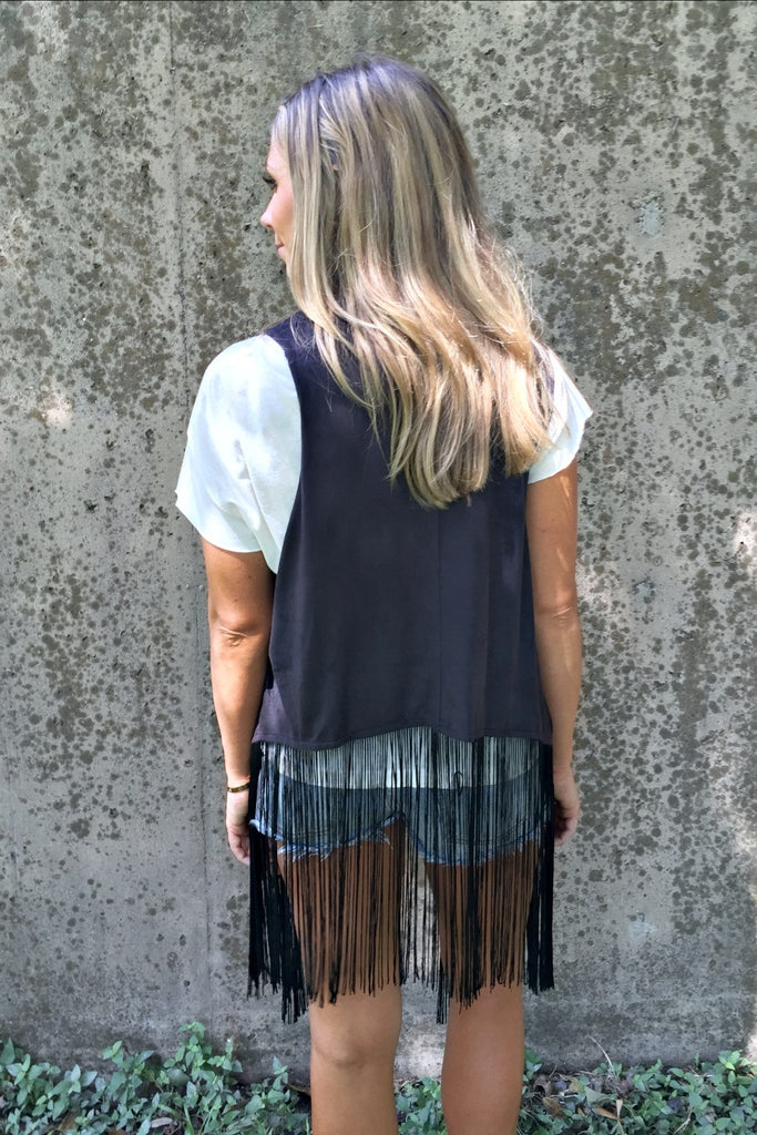 West End Fringe Vest