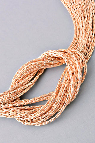 twine necklace