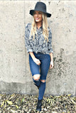Streettalker Button down Top