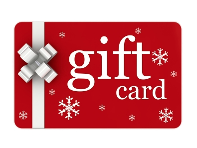Gift Card Promotion!