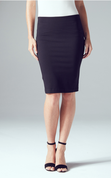 Styling Tip #6 for the #Curvy Figure- The Coveted Pencil Skirt