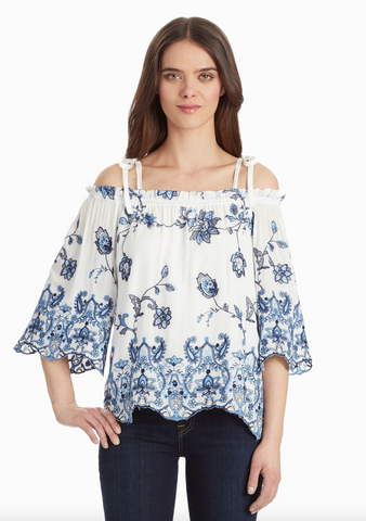 Parker Jillian Blouse