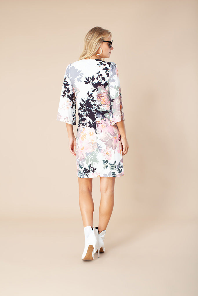 Hale Bob -Vada  Floral Printed Dress