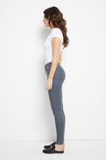 Parker Smith - Ava Skinny in Grey Cloud - Lydia's World Boutique