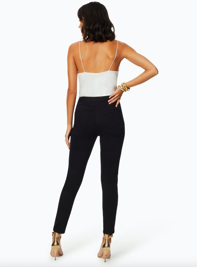 Ramy Brook - The Helena High-Rise Skinny in Black