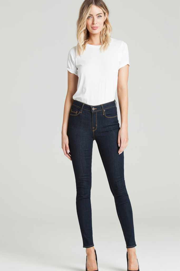 Parker Smith - Ava Skinny in Pacific - Lydia's World Boutique
