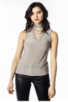 Generation Love - Cara Lurex Top - Lydia's World Boutique