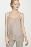 Brochu Walker - The Lai Camisole in Rose - Lydia's World Boutique