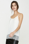 of Brochu Walker - The Lai Camisole in White