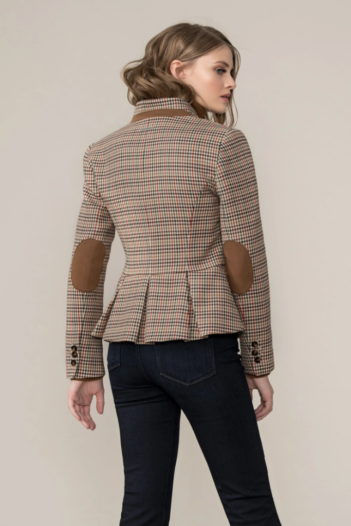 Soia & Kyo - Alycia Tailored Jacket - Lydia's World Boutique