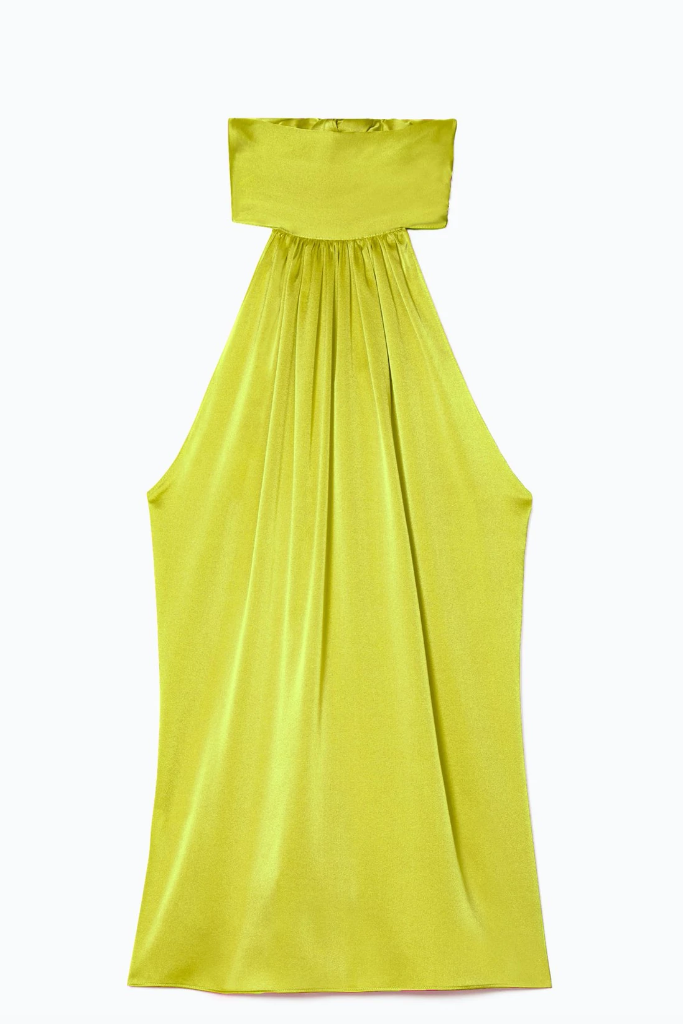 Ramy Brook - Lori Top in Chartreuse