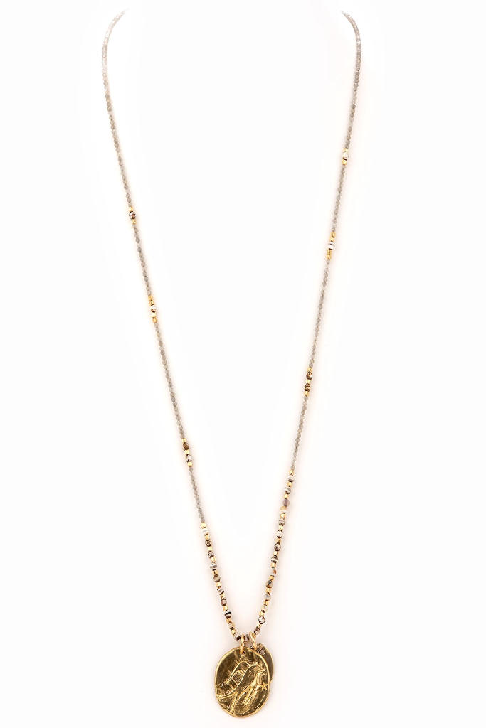 Taylor and Tessier - Caldonia Necklace