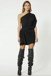 Iro - Gipsie Dress in Black -  Great New Years Eve Dress!