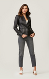 Soia & Kyo - Genevieve slim fit leather jacket