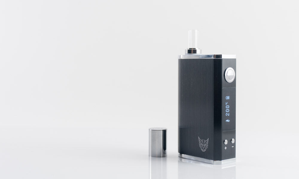 Link Gaia Onyx with lid off