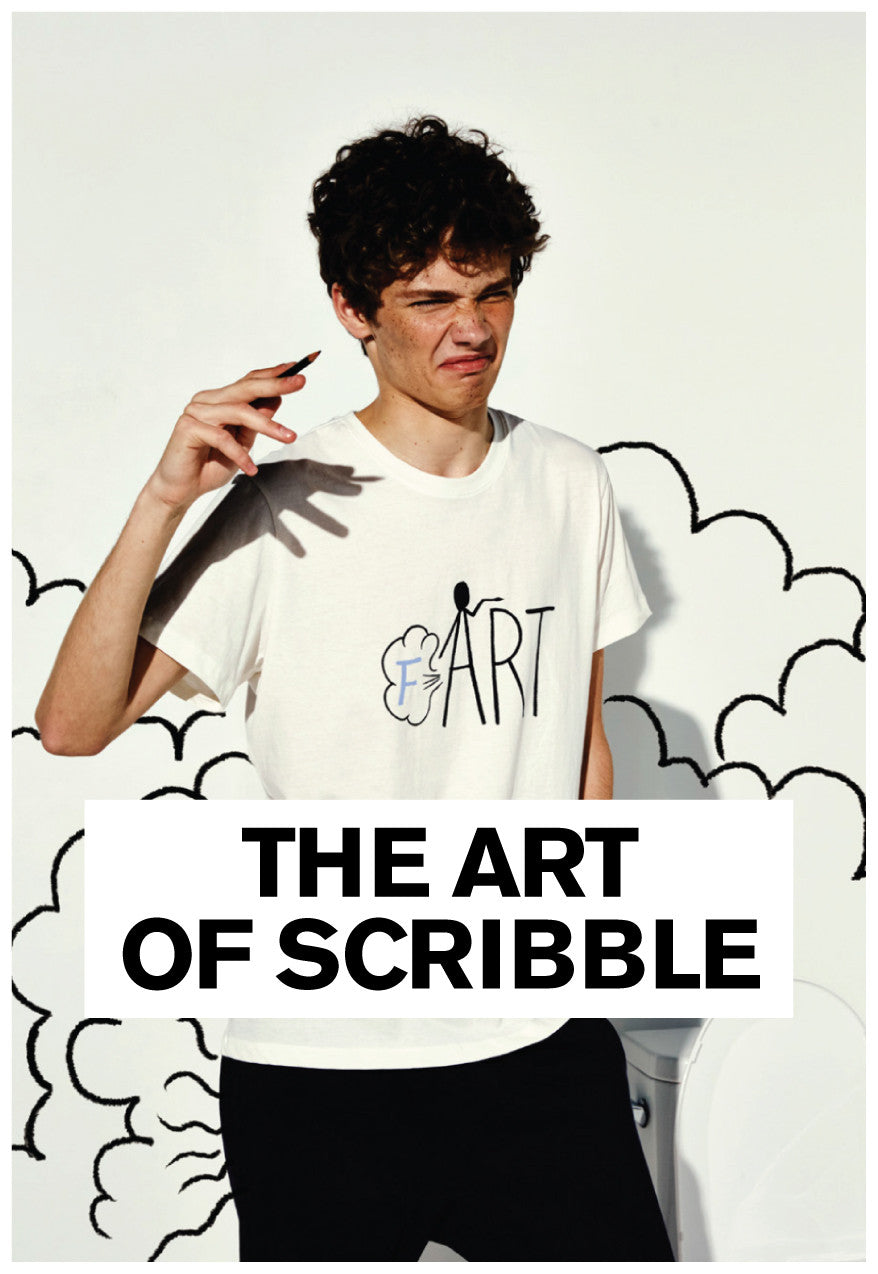 the art of scribble