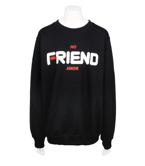 No Friend Sweatshirt (Unisex)