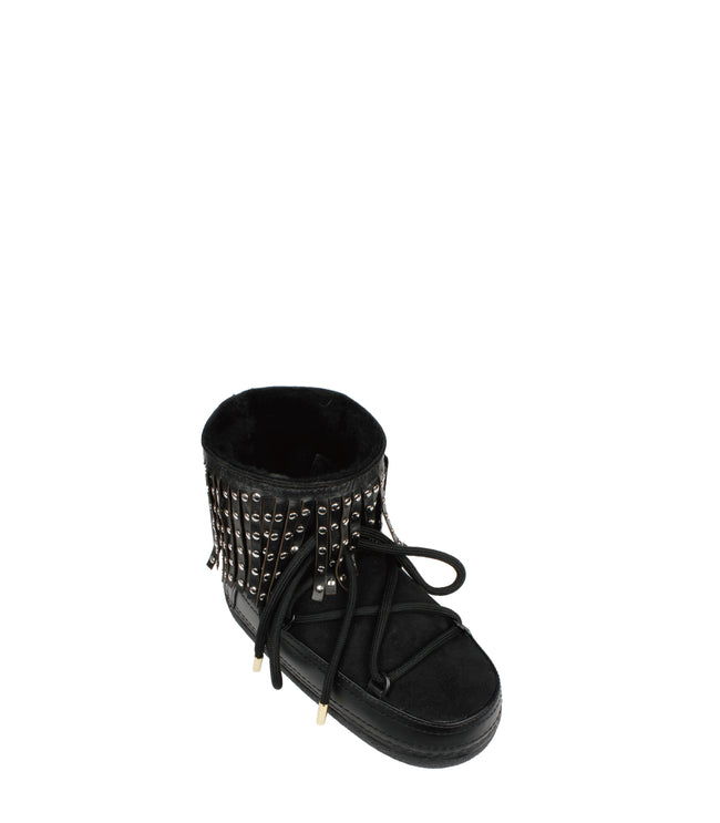 Dipama Fringes Snow Boots