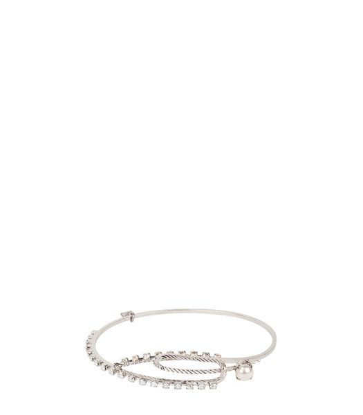 Pearl Dainty Bangle