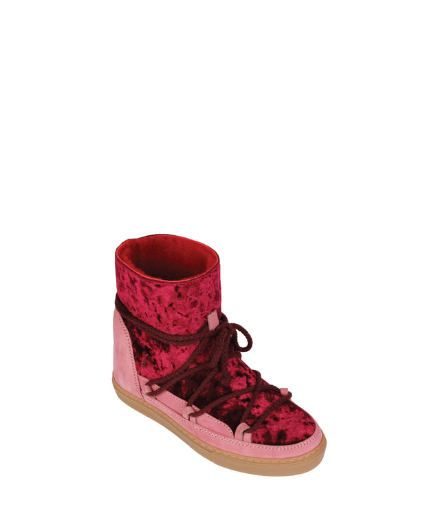 Hippie Snow Wedge Sneakers