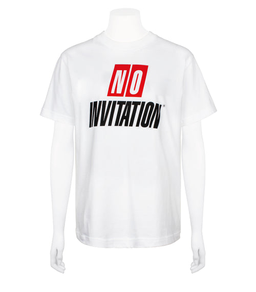 No Invitation T-Shirt