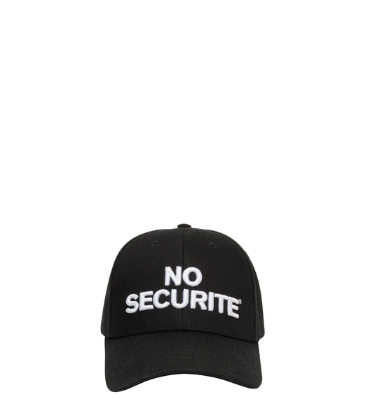 No Securite Cap