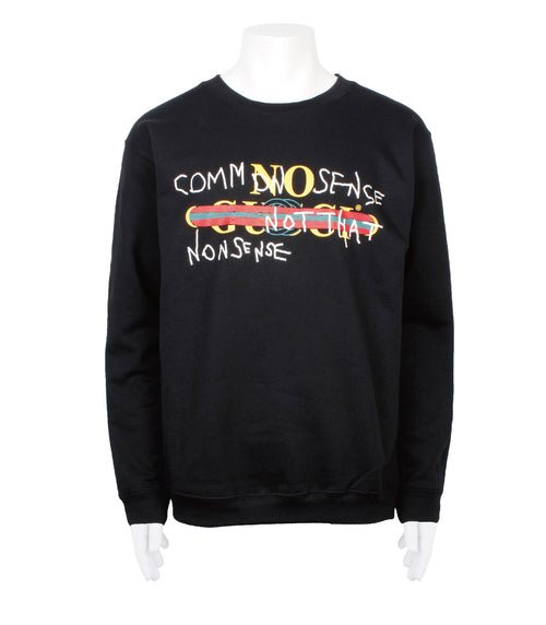 No Common Sense Sweatshirt (Unisex)