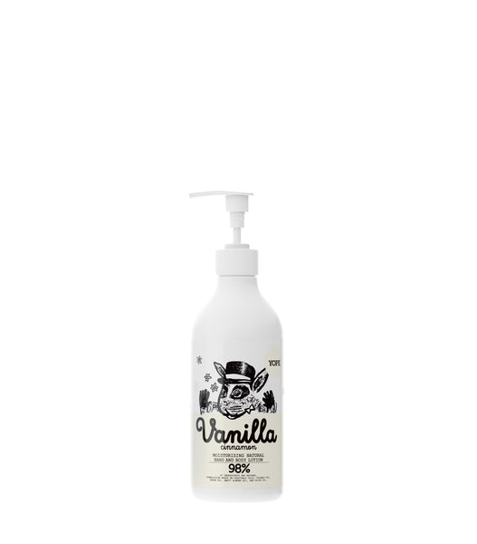 Vanilla & Cinnamon Hand/Body Lotion (300 ml)