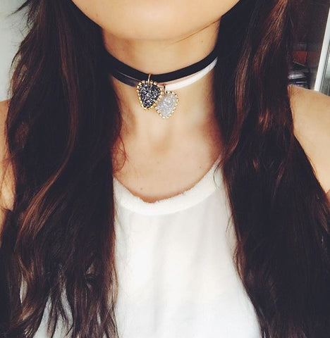 Tres Chic Choker - Picks For Peace