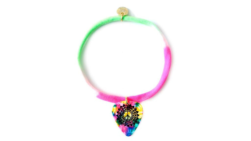 Hippie Splash Chokers- Picks For Peace
