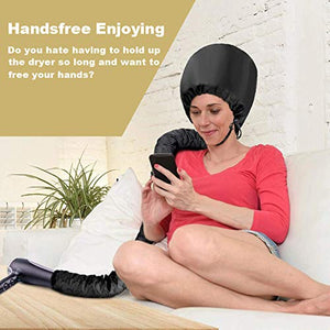 Buy 2 get 1 free-Everyday Home Bonnet Hair Dryer Attachment