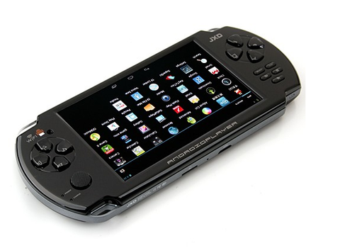 JXD S5300B Retro Console Capacitive Multi-Gaming Rooted 4G