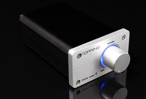 Topping TP10 Mark 4 Class T Digital Amplifier (TA2024)
