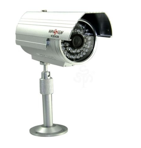 Wansview NCB-543W Outdoor Wireless IP Camera with Night Vision & Waterproof
