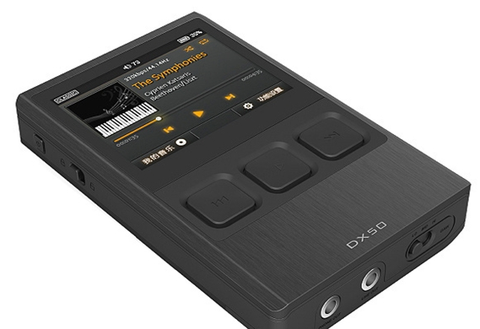iBasso DX50 24/192 HiFi Digital Audio Player