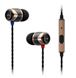 SoundMagic E10S In Ear Earphones with Mic & Remote Compatible with All Smartphones
