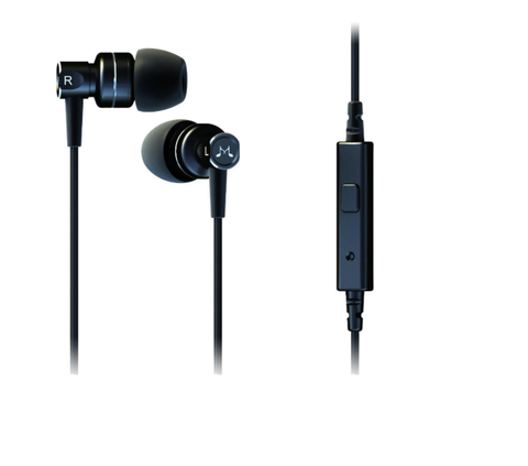 SoundMAGIC MP21 In-Ear Headphones for MP3 Player, iPhone 4/4S, iPad 2, and other Smartphones
