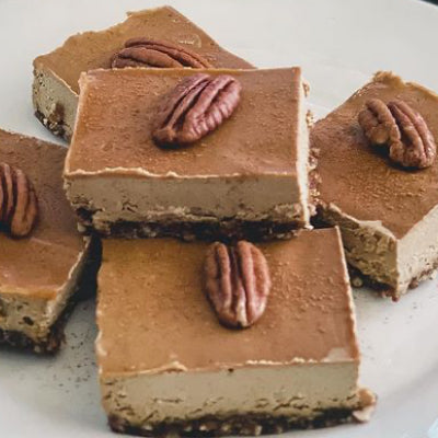 Ginger Bread Cheesecake Bars