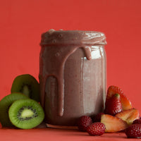 The Kiwi Krush Ka'Chava Smoothie
