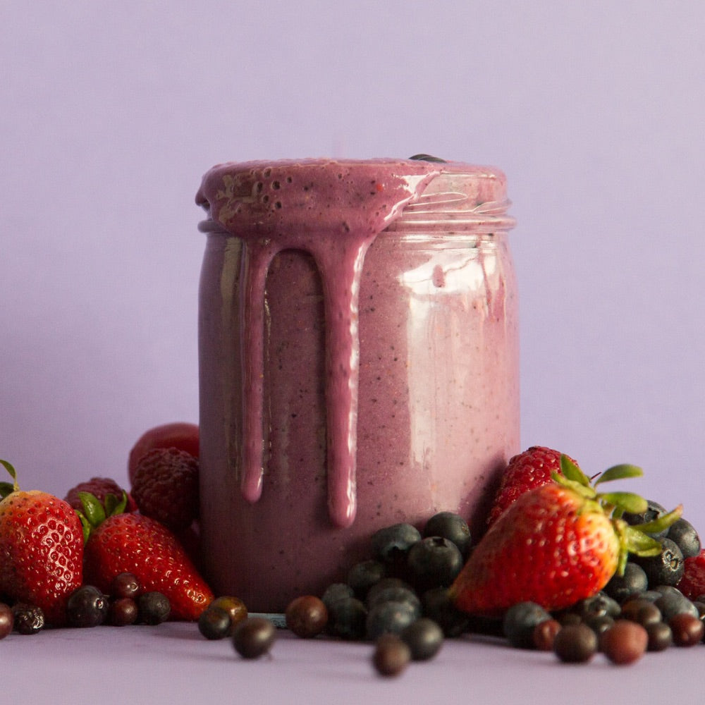 Berry Easy Ka'Chava Smoothie