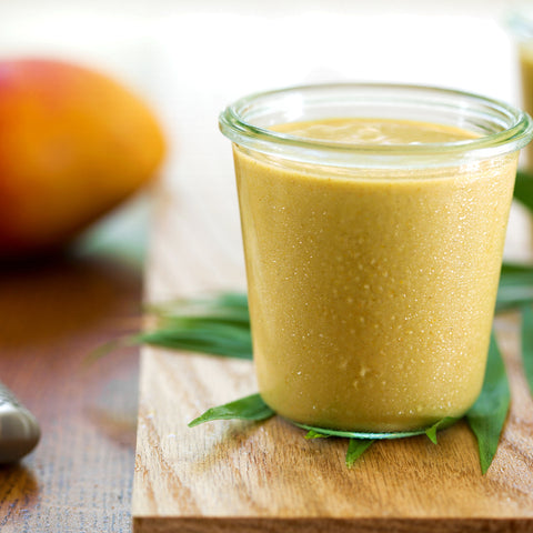 Healthy Mango Lassi Recipe