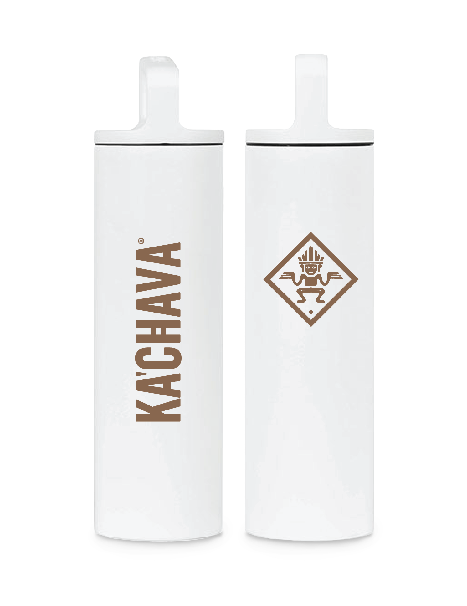 Ka'Chava Bottle - White