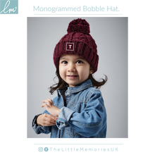 Load image into Gallery viewer, cable knit melange beanie